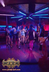 Ночной клуб Амстердам, Ливан