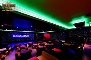 Экскалибур шоу супер ночной клуб, Ливан