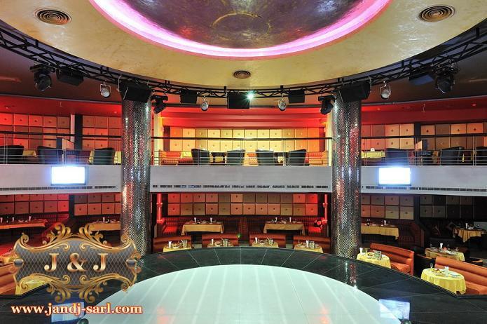 Ночной клуб Гранд Леадерс, Ливан